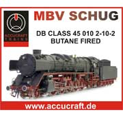 MBV Schug -- Accucraft products in Europe -- http://www.accucraft.de/