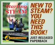 \'Starting in Steam\' -- New to steam? You need this book. Just-released paperback. http://www.steamup.com/starting/