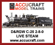 Accucraft Trains -- Museum-quality brass models -- http://www.accucraft.com/