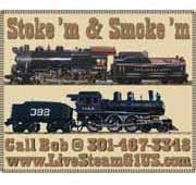 Stoke 'M & Smoke 'M -- U.S. distributor of live steam engines from Wuhu Brand Arts & Crafts Ltd. -- http://www.livesteamg1us.com/