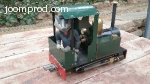 "1-1/2"" scale Heywood 0-4-0T (ga. 1)"
