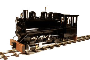Davenport Locomotive